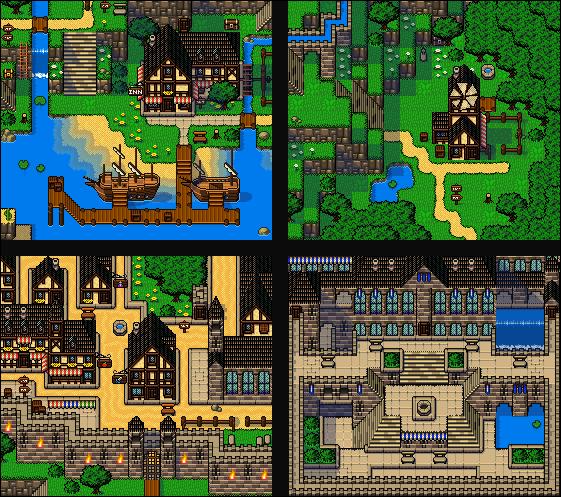 Examples Scenes